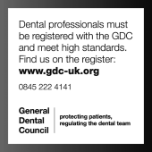 Dentist in Manchester General Dental Council